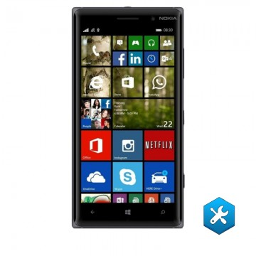 Remplacement ecran nokia lumia 830