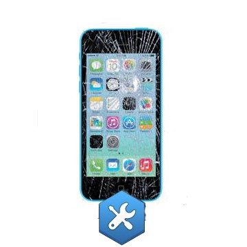 Remplacement ecran iphone 5c noir