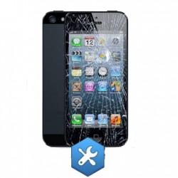 Remplacement ecran iphone 5 noir