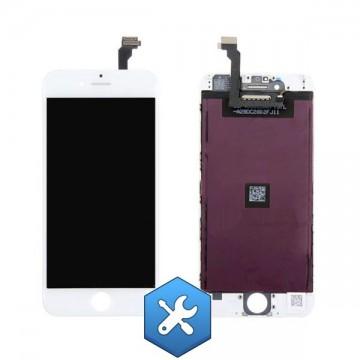 Remplacement ecran iphone 6s blanc