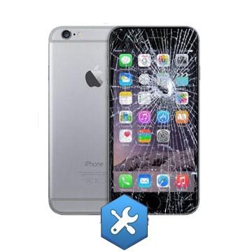 Remplacement ecran iphone 6s noir