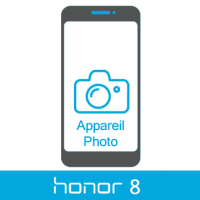 Remplacement camera arriere honor 8 -