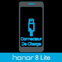 Remplacement connecteur de charge honor 8 Lite -