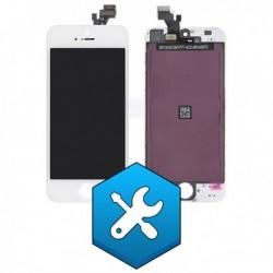 Remplacement ecran iphone 5 blanc