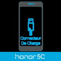 Remplacement connecteur de charge honor 5c