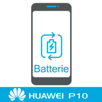 Remplacement batterie huawei p10 -
