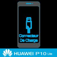 Remplacement connecteur de charge huawei p10 Lite -