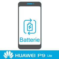 Remplacement batterie huawei p9 Lite