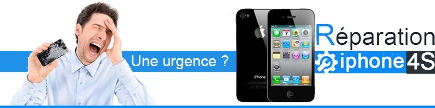 Réparer iphone 4s
