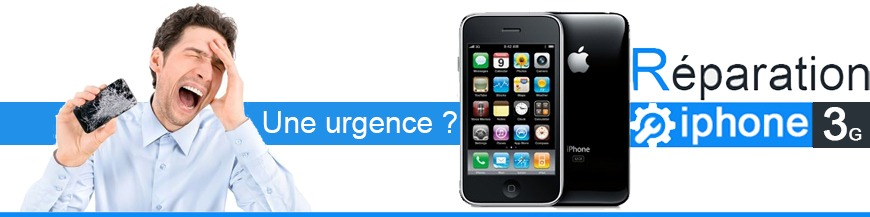 Réparer iphone 3G