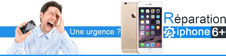 Réparer iphone 6 +