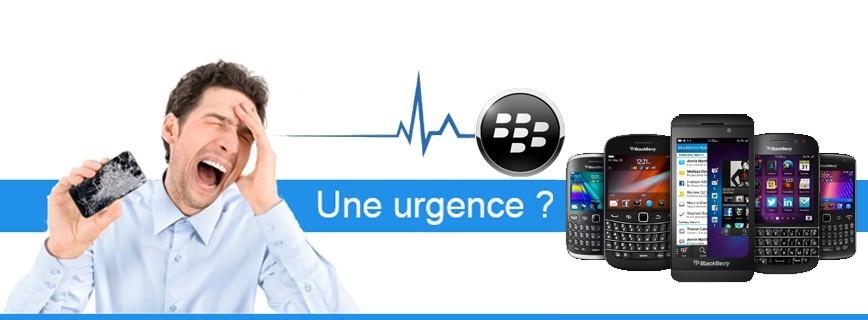 Réparation blackberry paris