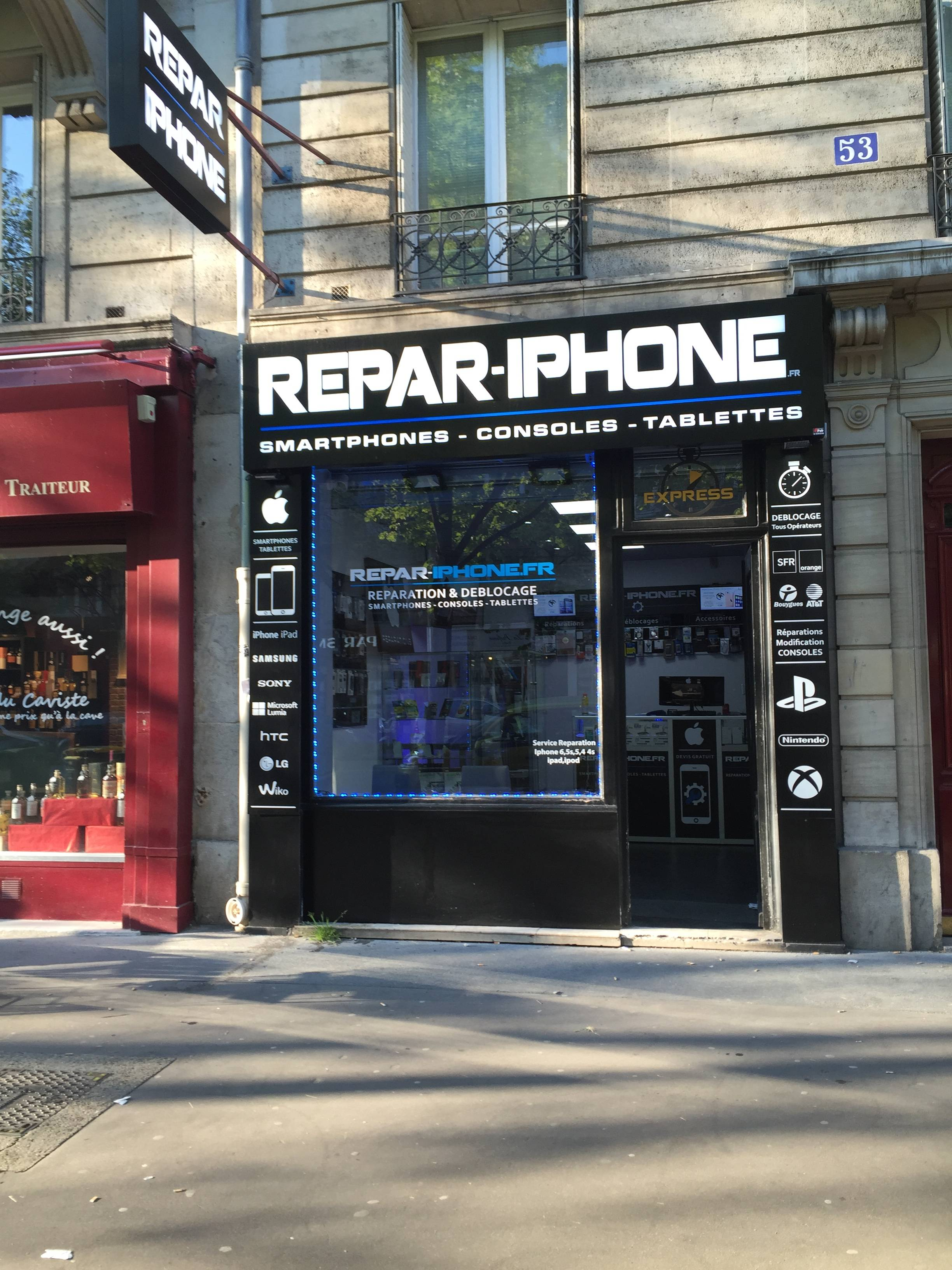 Boutique repar-iphone.fr