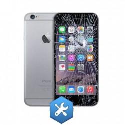 réparation ecran iphone 6s noir