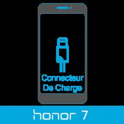 Remplacement connecteur de charge honor 7