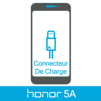 Remplacement connecteur de charge honor 5A -