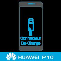 Remplacement connecteur de charge huawei p10 -