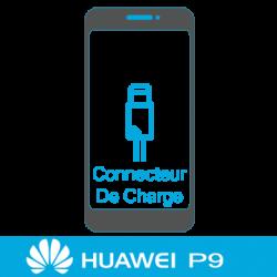 Remplacement connecteur de charge huawei P9