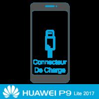 Remplacement connecteur de charge huawei P9 Lite 2017 -