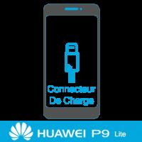Remplacement connecteur de charge huawei P9 Lite -