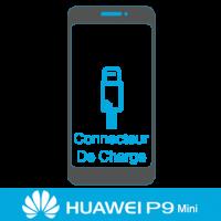 Remplacement connecteur de charge huawei P9 Mini -