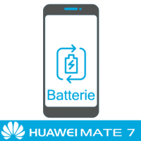 Remplacement batterie huawei mate 7 -