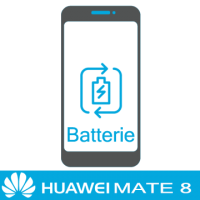 Remplacement batterie huawei mate 8 -