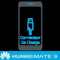 Remplacement connecteur de charge huawei mate 9 -