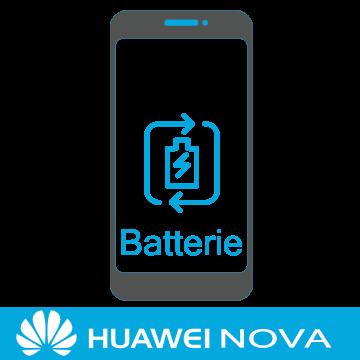 Remplacement batterie huawei nova