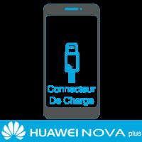 Remplacement connecteur de charge huawei nova plus -