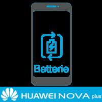 Remplacement batterie huawei nova plus -