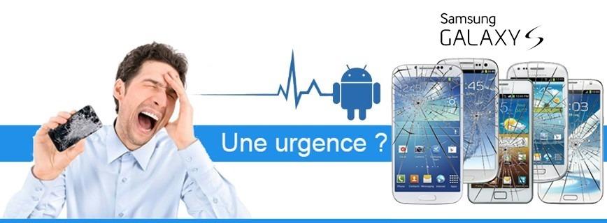 Réparation écran Samsung Paris
