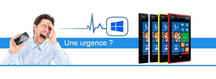 Réparation Nokia Lumia Paris